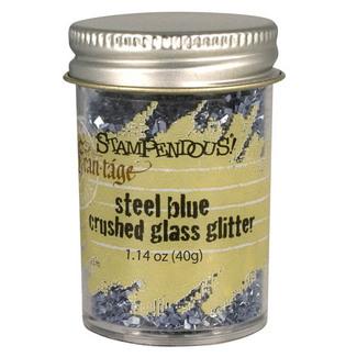 ST.BlueGlassGlitter